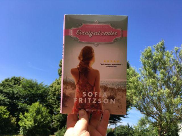 Eventyret venter af Sofia Fritzson - Bogfinkens bogblog
