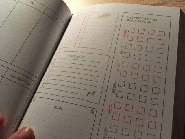 Min notesbog fra Politikens Forlag - Bogfinkens bogblog