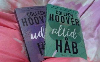 Uden håb og Altid håb af Colleen Hoover - Bogfinkens bogblog