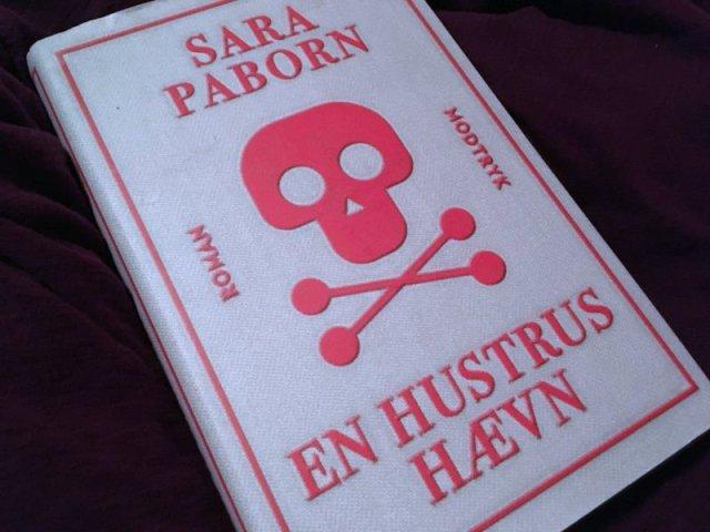 En hustrus hævn af Sara Paborn - Bogfinkens bogblog