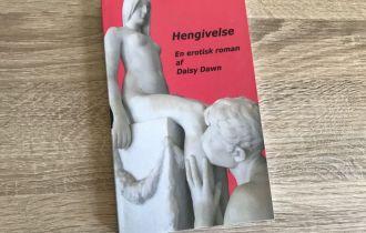 Hengivelse - en erotisk roman af Daisy Dawn - Bogfinkens bogblog