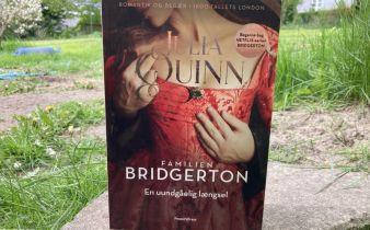 En uundgåelig længsel af Julia Quinn - Bogfinkens bogblog