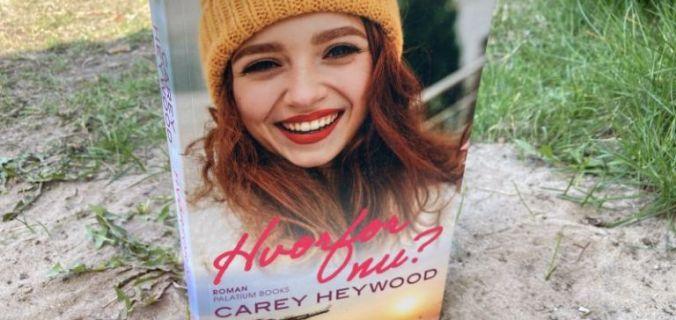 Hvorfor nu? af Carey Heywood - Bogfinkens bogblog
