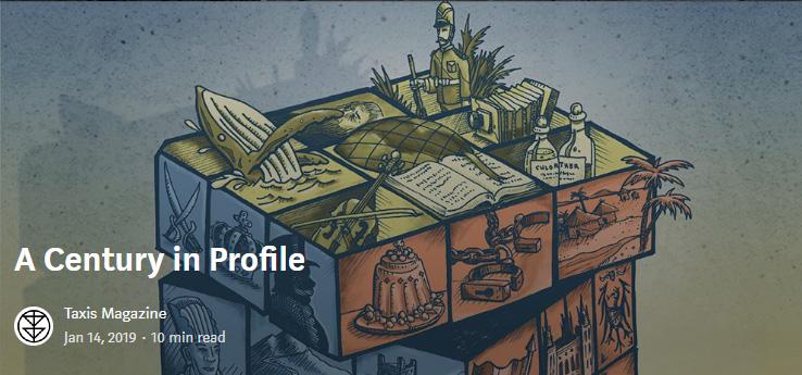A Century in Profile - illustration