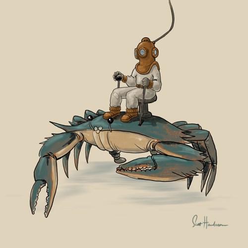 Crabby Driving