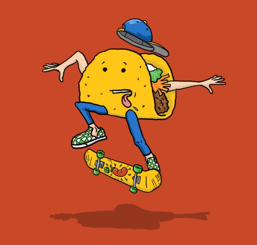 Taco Time - by Scott Henderson