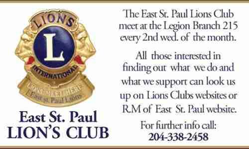 east st paul lions club