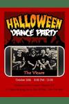 the Vickars halloween dance party