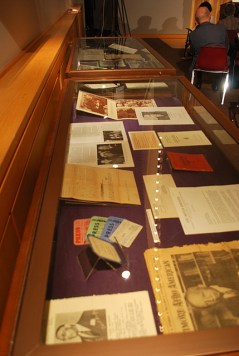 Seen & Heard: Manuscript and ephemera collections related to the panel