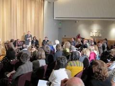 Seen & Heard: Bill Zorzi addressing the audience.
