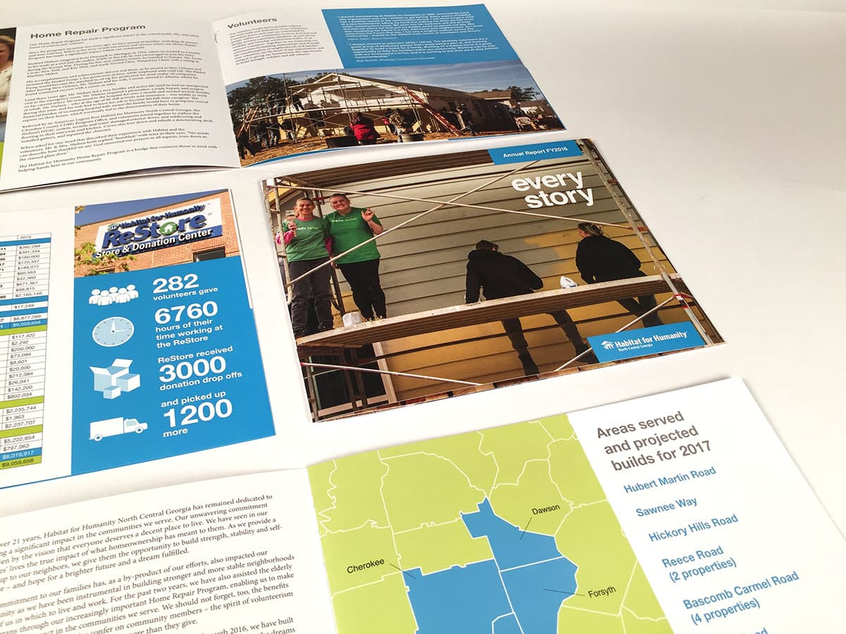 Printed Collateral Design