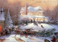 Enjoy an Olde Fashioned Christmas in Hendersonville