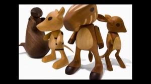लकड़ी के खिलौने इसे स्वयं करते हैं - यह आपके बच्चों को एक बड़ी खुशी देगा