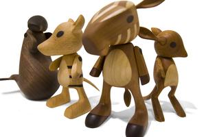 खिलौने और आंतरिक वस्तुओं को बनाने की विशेषताएं