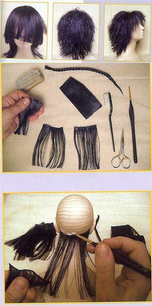 Saten bant saç