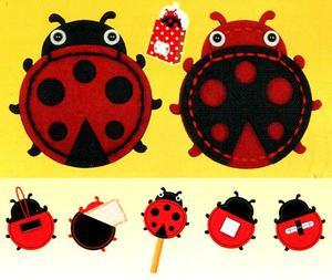 Ginagawa ito ng Ladybug