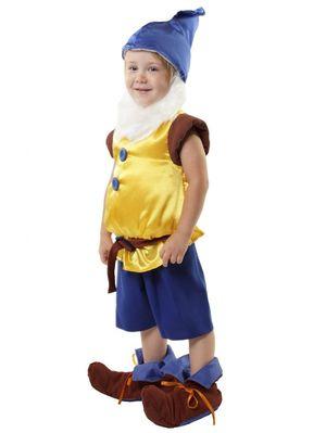 Hur man syr en gnome kostym