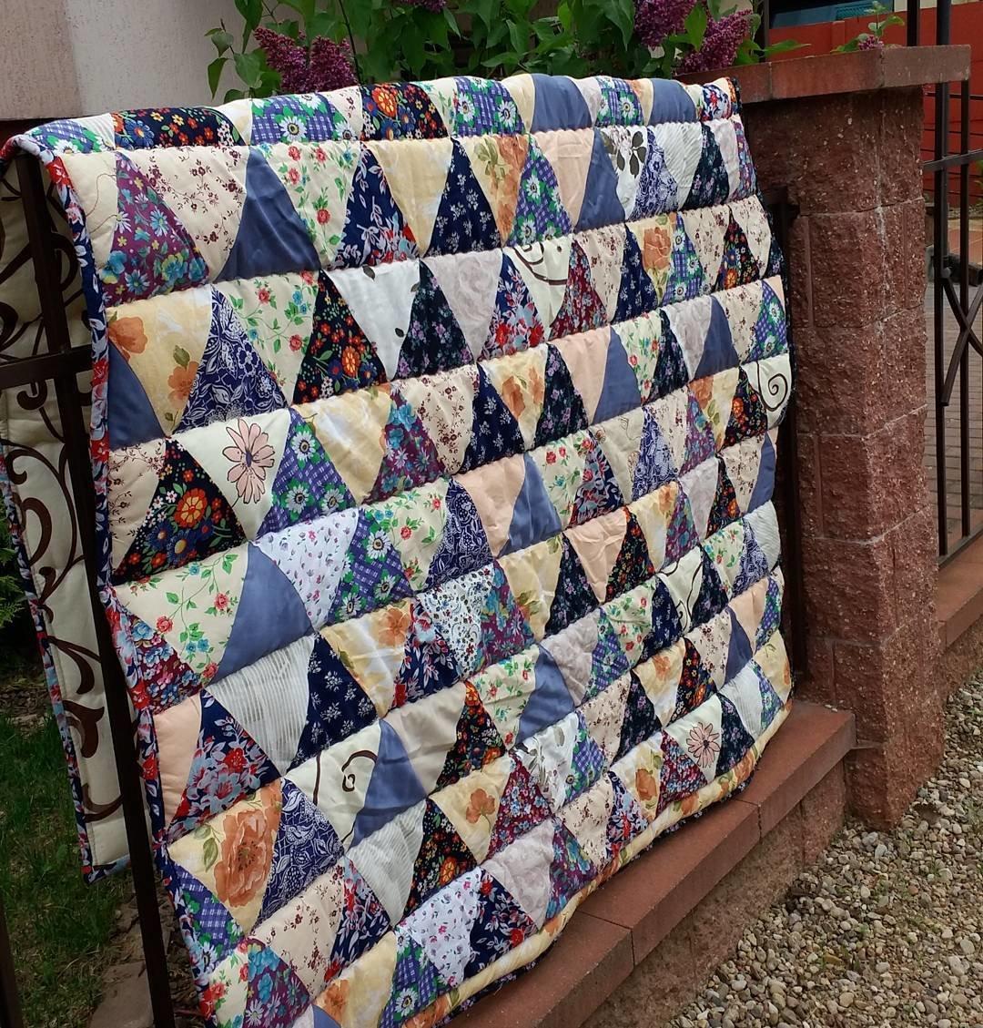 Лоскутное одеяло с картинками