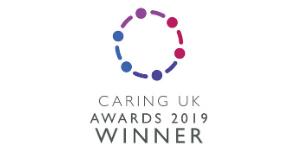 Caring UK Winner