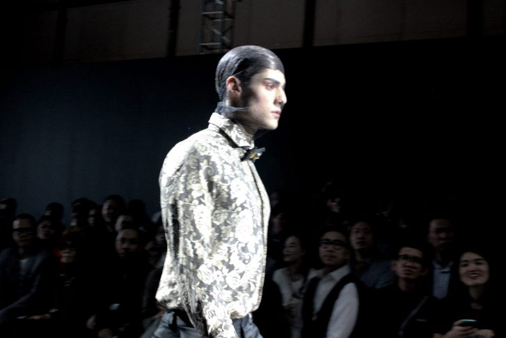 Feby Haniv Plaza Indonesia Men's Fashion Week 2016 Day 1