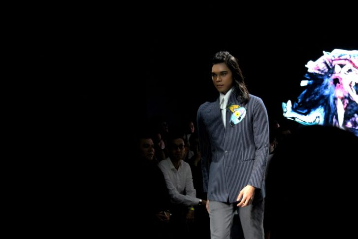 Rama Dauhan Plaza Indonesia Men's Fashion Week 2016 Day 1