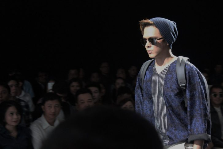 Alleira Batik Plaza Indonesia Men's Fashion Week 2016 Day 1