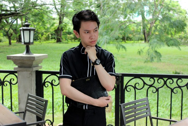 Adamist Black on Black Style Hendrawithjaya.com Hendra Wijaya Fashion Blogger