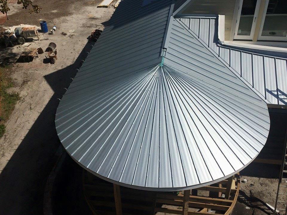 metal roof hendrick roofing