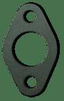 Flachdichtung Oval mit einer Mittelbohrung und zwei Schraubenlöcher für Pumpenflansch, aus Werkzeug 4266-12-168-6489-KK. Bild: Fa. Hendricks