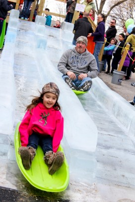Photo Courtesy: Chambersburg IceFest