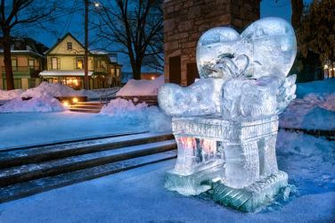 Photo Courtesy: Lititz Fire & Ice Festival