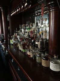Behind the bar, 1794 The Whiskey Rebellion