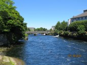 Bridge across the Corrib
