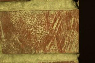 DISAPPEAR bricks close up