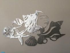 Plasma cut aluminum shells