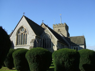 st-peters-church-henfield-sussex