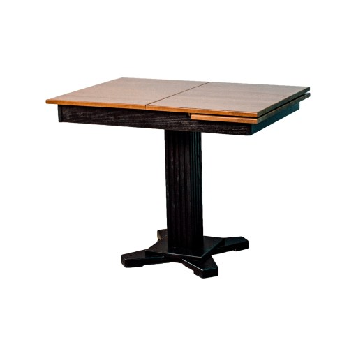 26x38-half-storage-dinette-table-with-11_-wood-arm-pull-out-leaf-and-four-fluted-pedestal-26x38-half-storage-dinette-table-with-11_-wood-arm-pull-out-leaf-and-four-fluted-pedestal-1