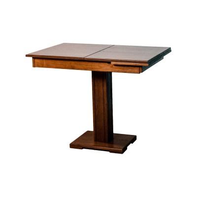 26x40-half-storage-dinette-table-with-11_-metal-mechanism-leaf-and-double-fluted-pedestal-26x40-half-storage-dinette-table-with-11_-metal-mechanism-leaf-and-double-fluted-pedestal
