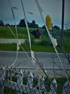 amish buggy graveyard