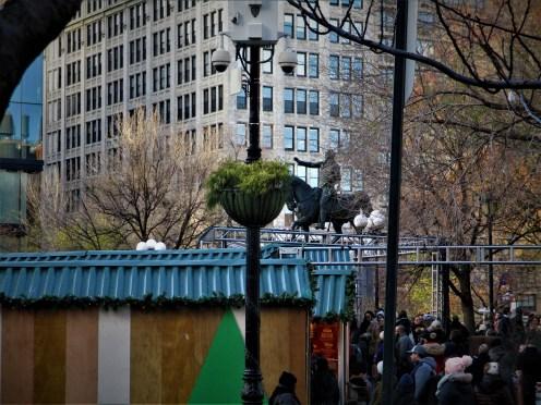 statue Union Square