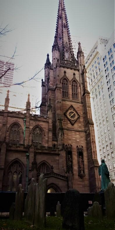 trinity buildings