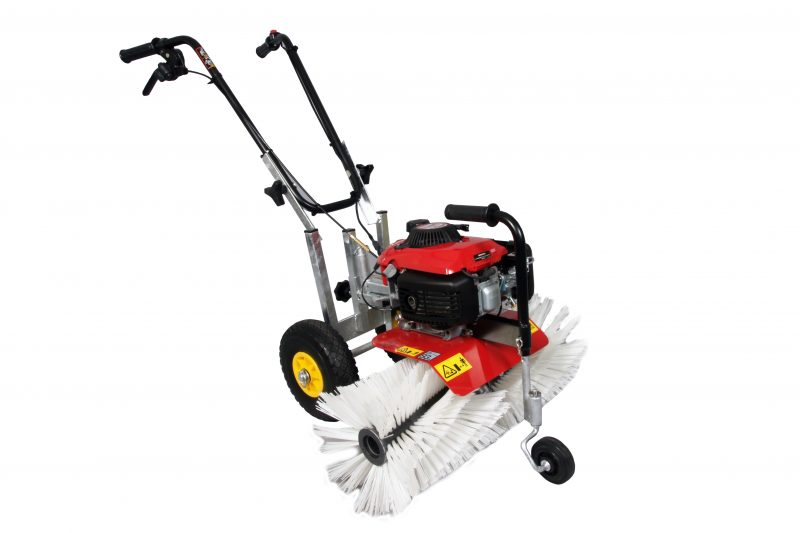 Rotation Brush Machine Rotation Clean Artificial Turf