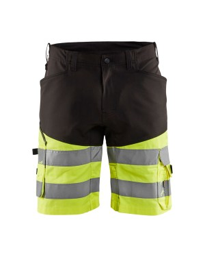 Short met stretch High Vis