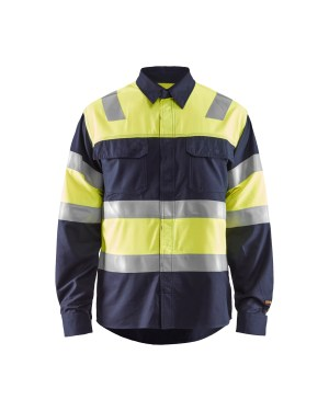 FR Overhemd High Vis