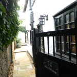 Gate to Henry VIII cottage