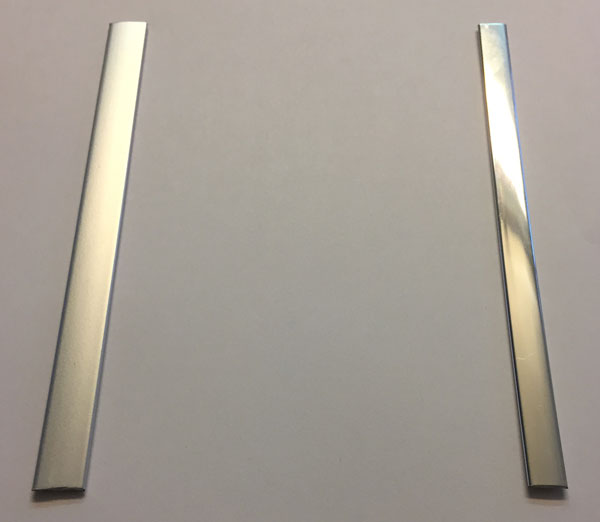 Chrome And Brushed Steel Inlay Strips For Doors Henleys Security Doors