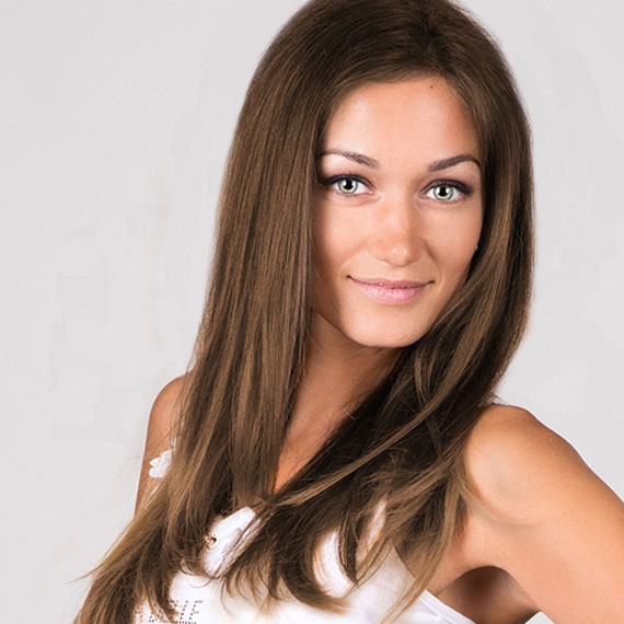 Brown Light Hair Colour