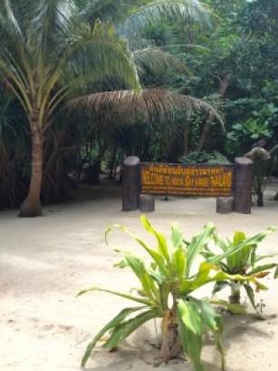 Jos jotain kiinnostaa niin tää on se mesta missä on The Beach ja ihana luonnonpuisto.