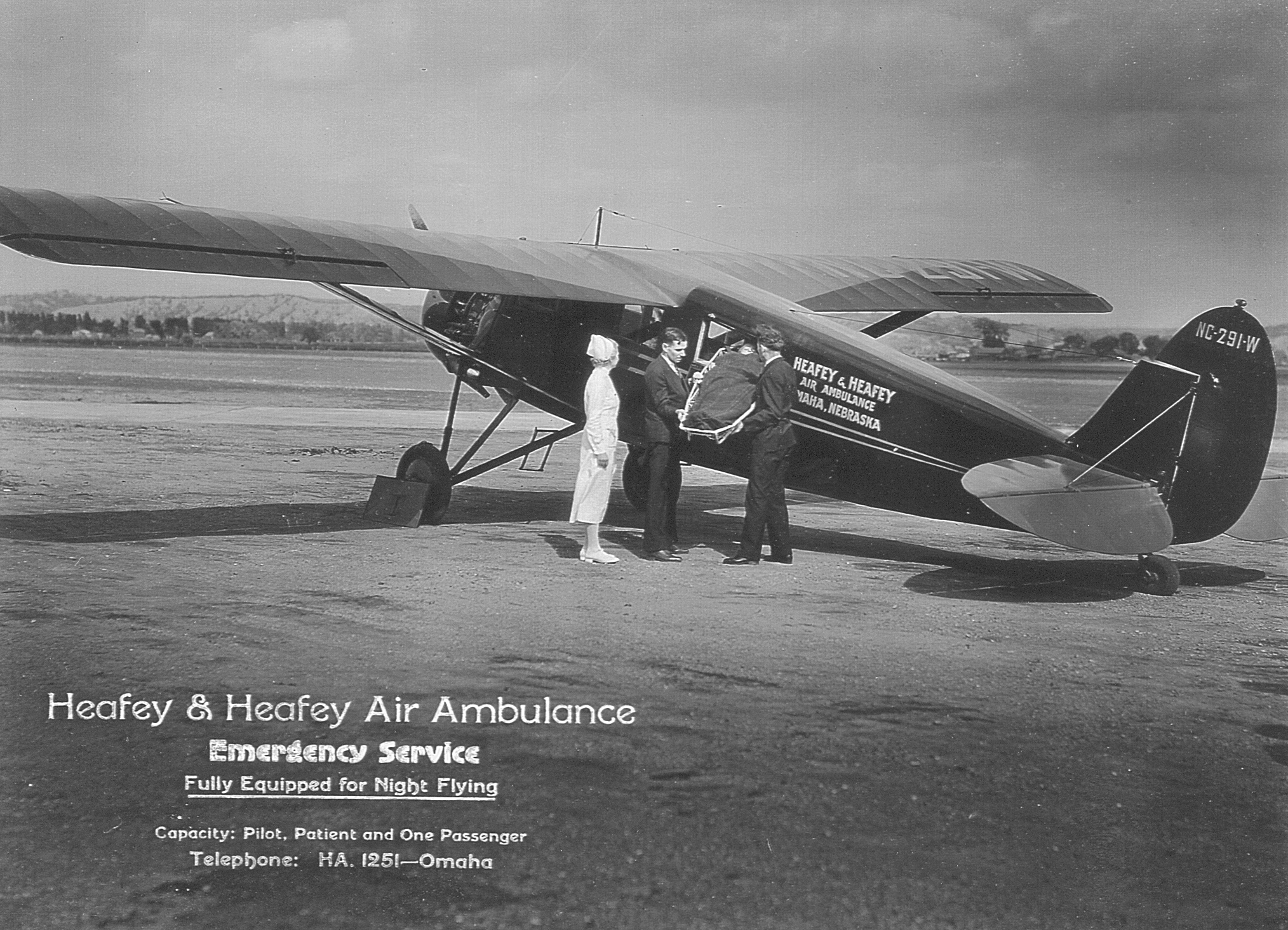 Heafey Air Ambulance