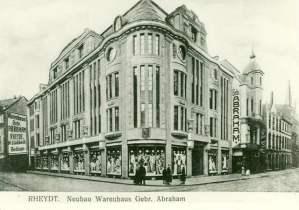 Rheydt Marienplatz Kaufhaus Abraham